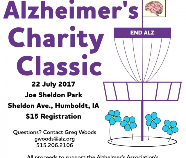 Alzheimers Charity Classic Graphic