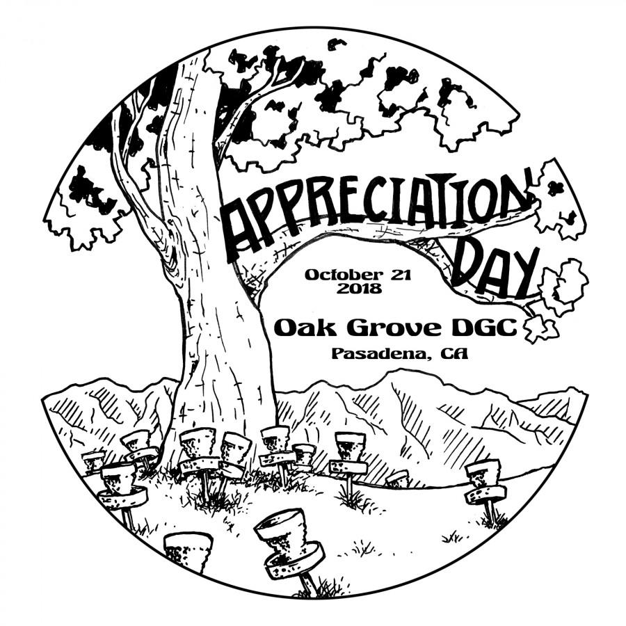 Oak Grove Appreciation Day (2018, Oak Grove Disc Golf Club