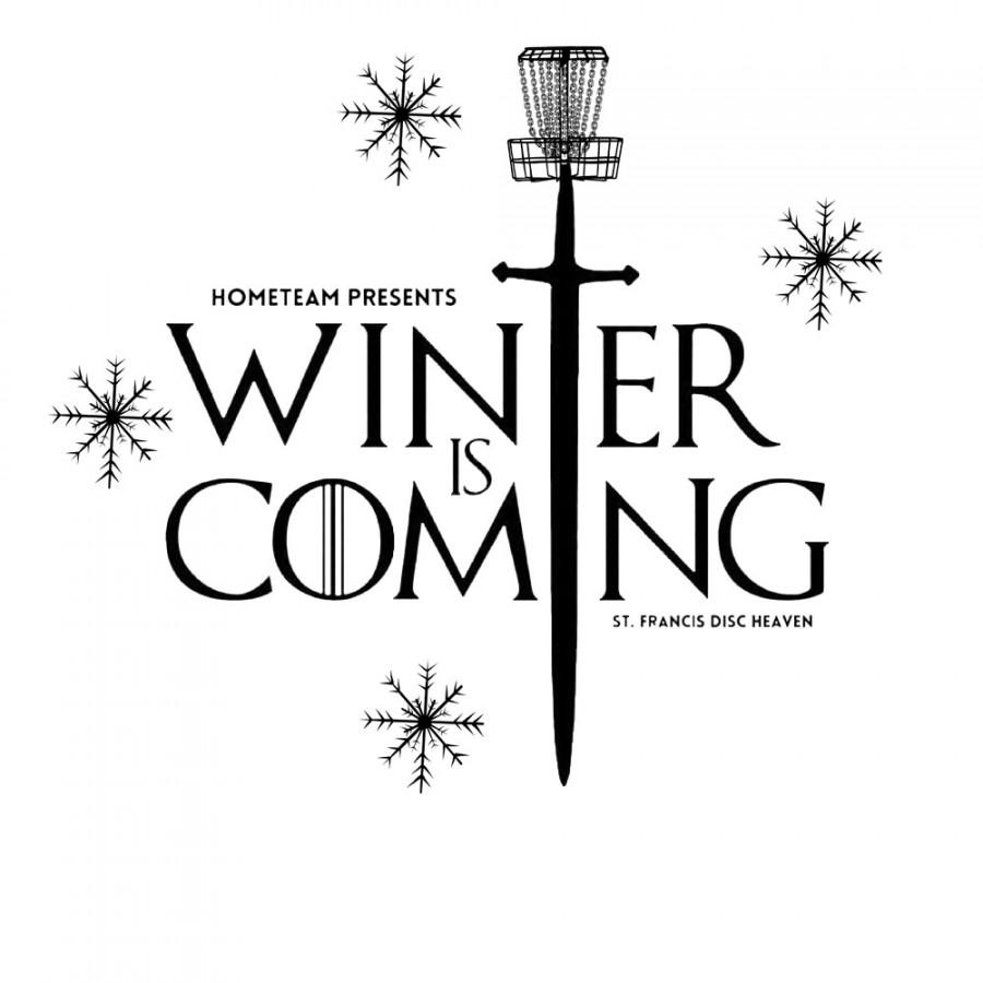 HomeTeam Presents-Winter Is Coming (2018, Home Team Disc