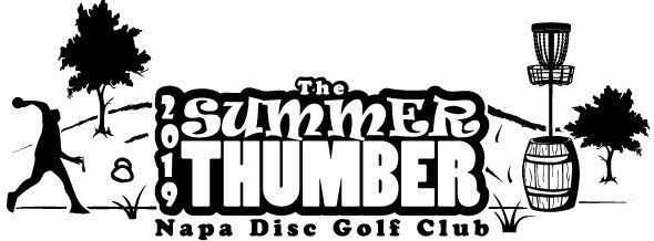 2019 Summer Thumber (2019, Napa Disc Golf Club) · Disc