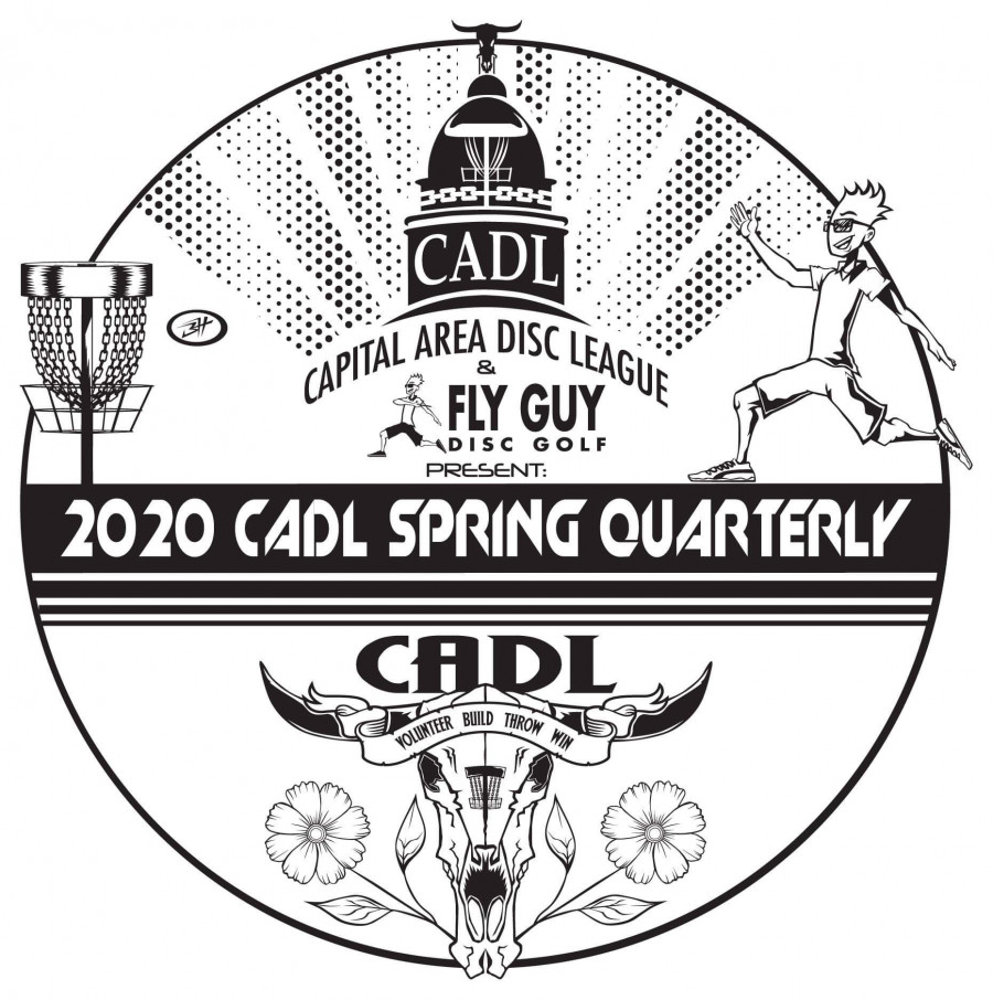 CADL Spring 2020 Quarterly hosted by Fly Guy Disc Golf