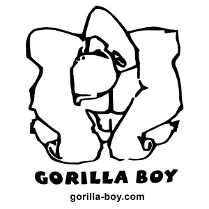 Gorilla Boy Open (2013, Gorilla Boy Disc Sports) · Disc
