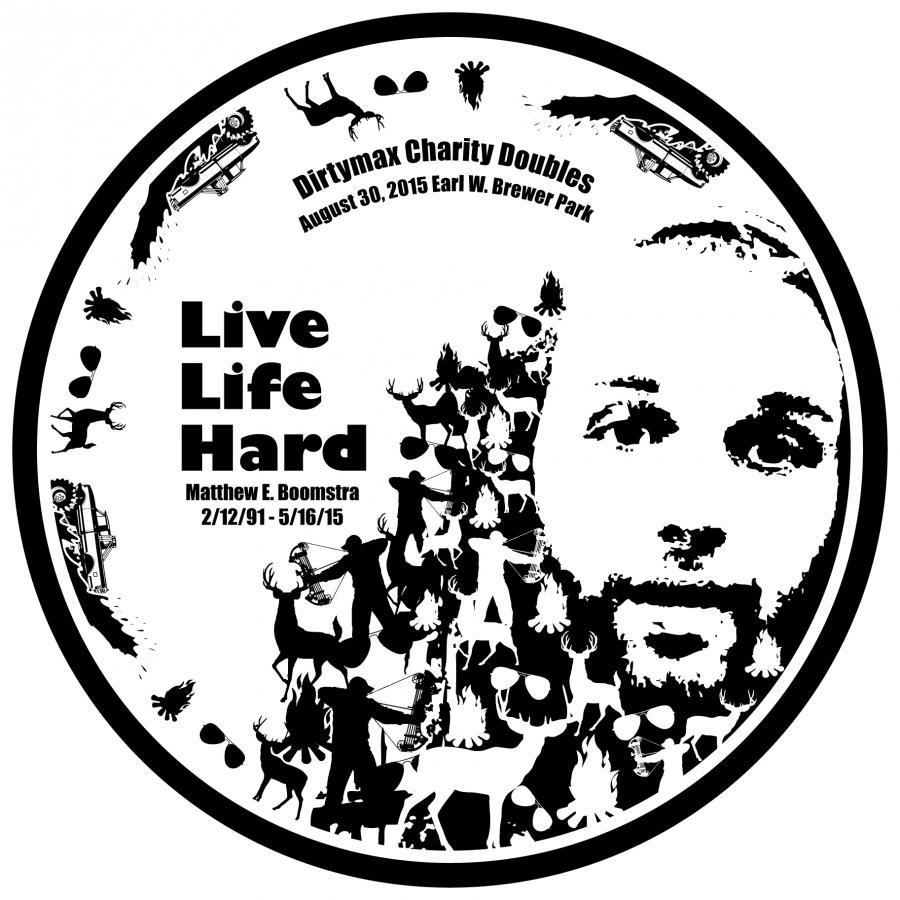 Dirtymax Random Flip Charity Doubles (2015, Grand Rapids