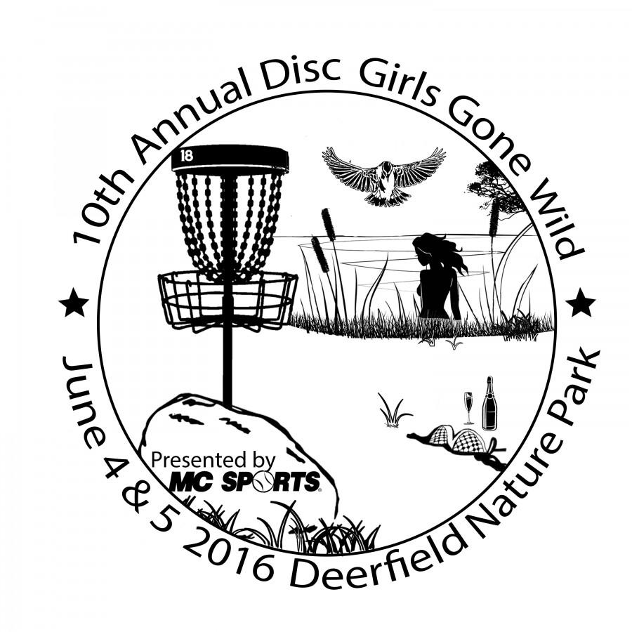 10th Annual Disc Girls Gone Wild (2016, Trip C's) · Disc