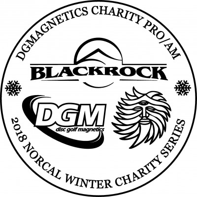 DGM Charity Pro/Am at Blackrock (2018, DGMagnetics) · Disc