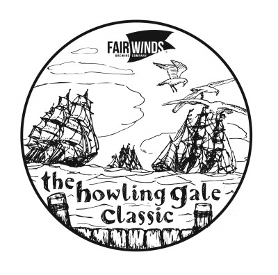 The Howling Gale Classic sponsored by Fair Winds Brewing