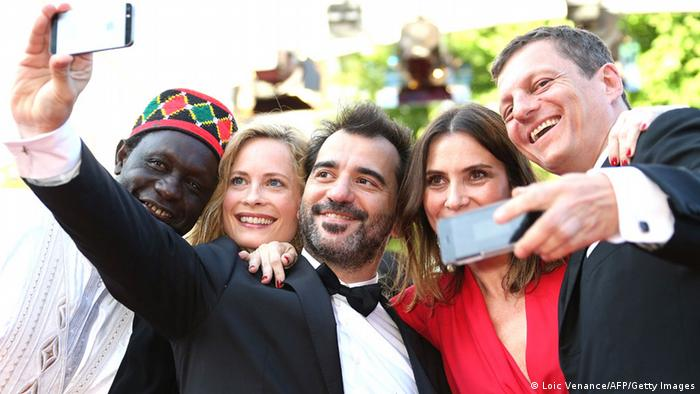 Filmfestival Cannes 2014 Roter Teppich 23.05. (Loic Venance/AFP/Getty Images)