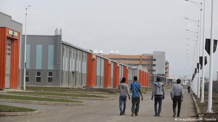 Ethiopia's Hawassa Industrial park