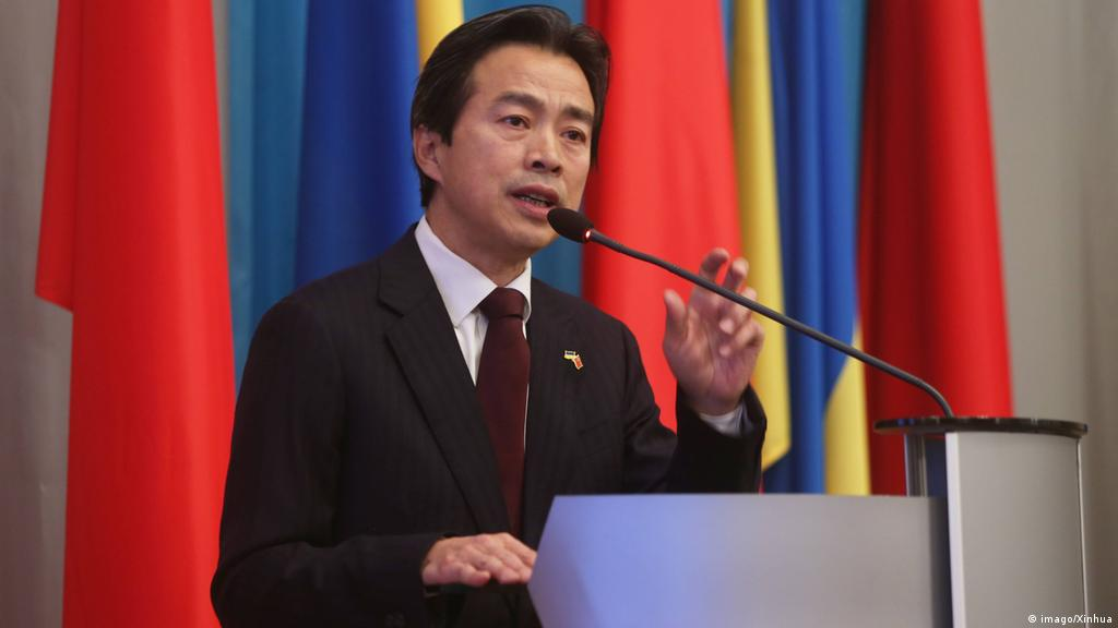 Chinese ambassador to Israel found dead in Tel Aviv home | News ...