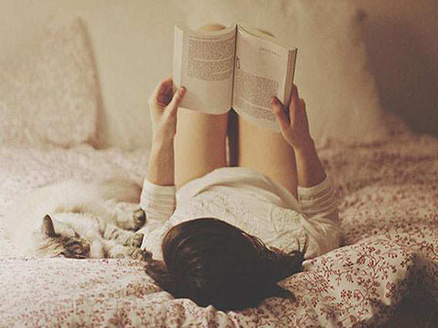 Reading: Benefits of reading: It can make you more empathetic ...