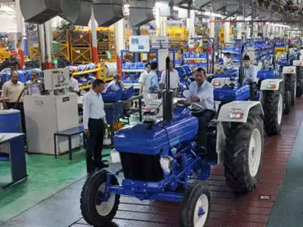 Escorts plans to raise annual tractor production capacity to 1.8 lakh units  - The Economic Times