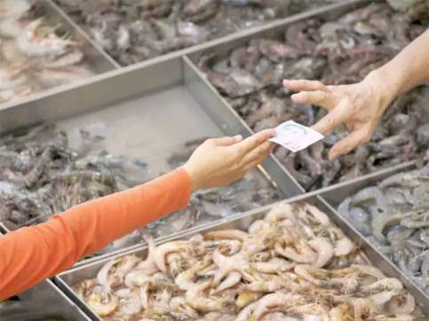 seafood exports: Indian seafood export touches new high at $7.08 ...