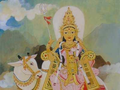 Durga Avatar In Navaratri 2019