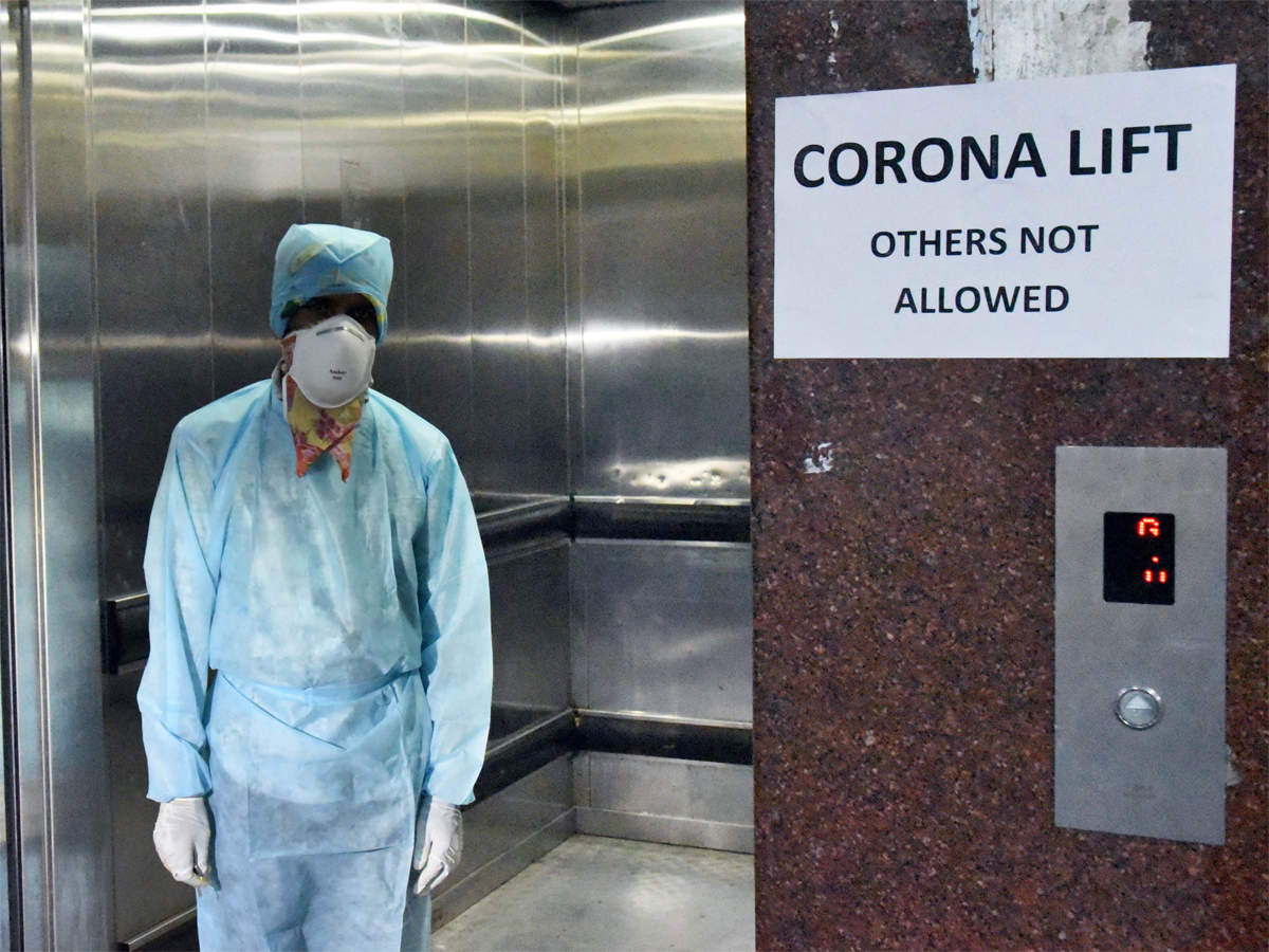 Coronavirus in hyderabad: 36 of the 88 people in contact with ...
