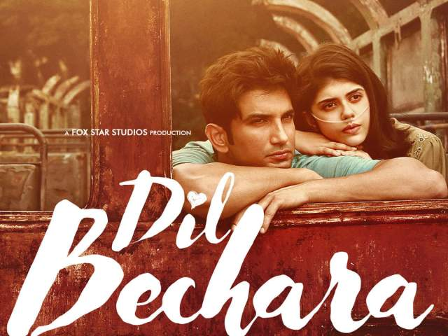 Sushant Singh Rajput's 'Dil Bechara' to premiere on Disney+ Hotstar, will  also be available to non-subscribers - The Economic Times