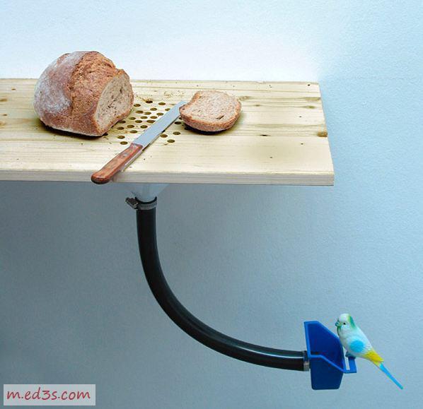 اختراعات غريبة ومفيدة