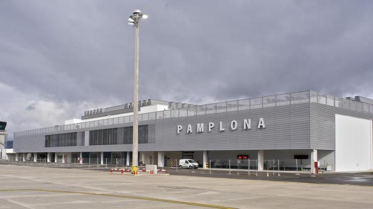 Navarra explora conexiones con Europa desde el aeropuerto