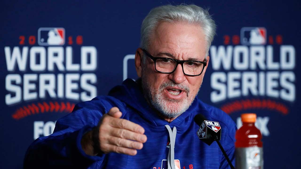 Joe Maddon: Cachorros se fijarán poco en la historia durante la Serie Mundial
