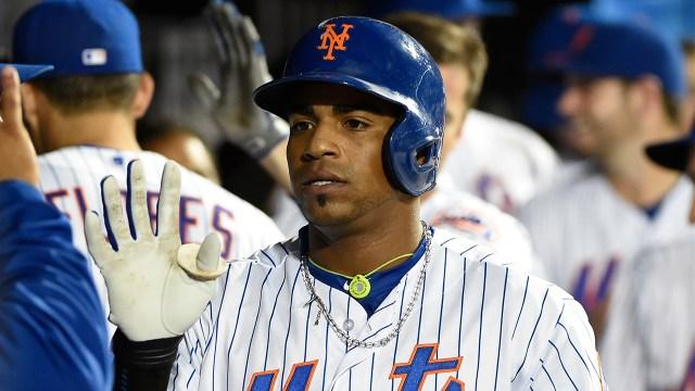 Yoenis Céspedes inclina la balanza a favor de los Mets