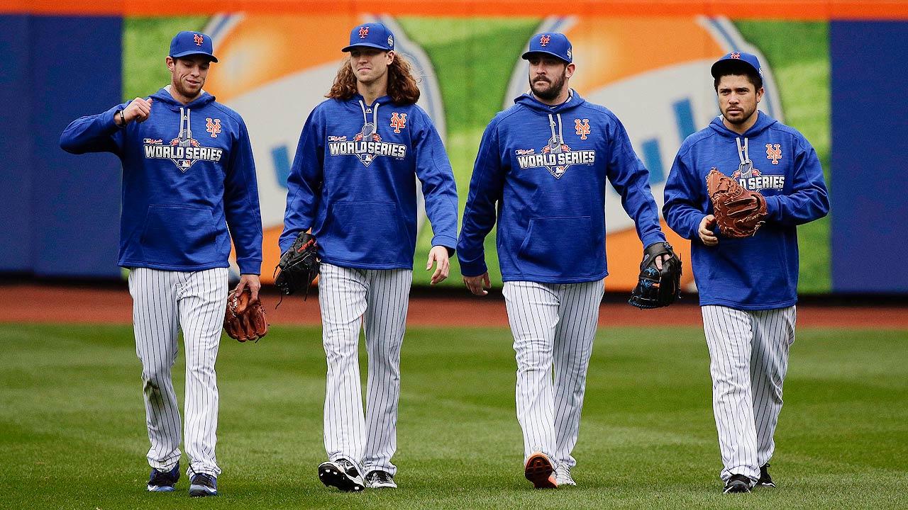 Después de una temporada de ensueño, los Mets aspiran a más