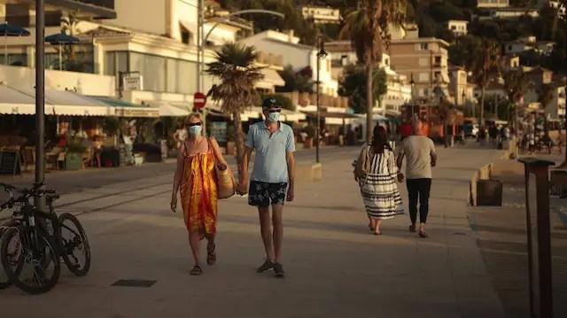 tourismus unter corona bedingungen