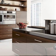 Bosch Kitchen Gray Towels Benchmark Collection Wall Ovens Oven In Modern