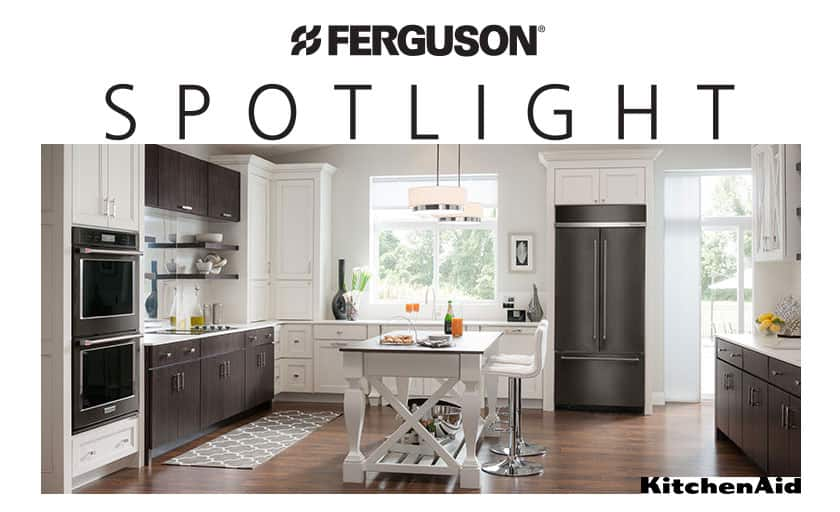 kitchen aid appliance dutch boy and bath paint kitchenaid black stainless wall ovens spotlight ferguson shop appliances at