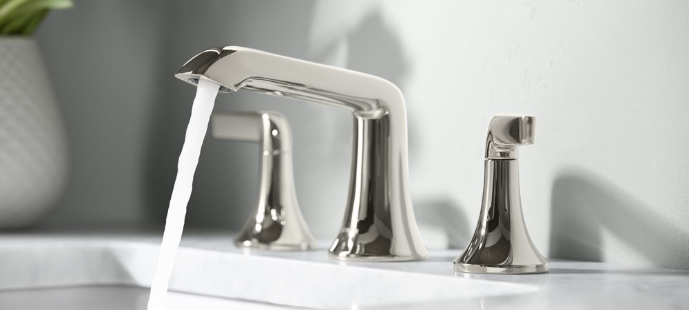 kohler tempered bathroom faucet