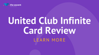 View the current offers here. United Club Infinite Card 2021 Review The Ascent