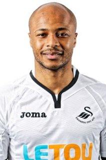 André Ayew - Swansea - Stats - palmarès