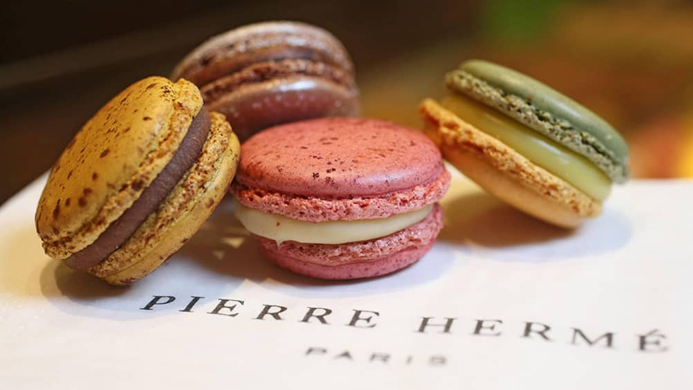 Best Bakeries In Paris Four Seasons Hotel George V Paris