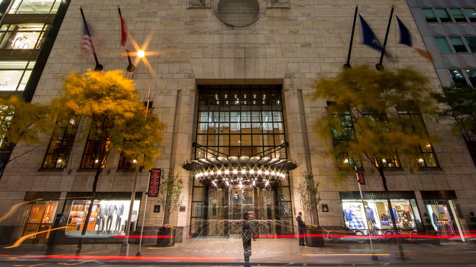New York City Luxury Hotel Photos Videos Four Seasons