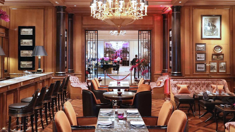 Paris Hotel Restaurants Fine Dining Four Seasons George