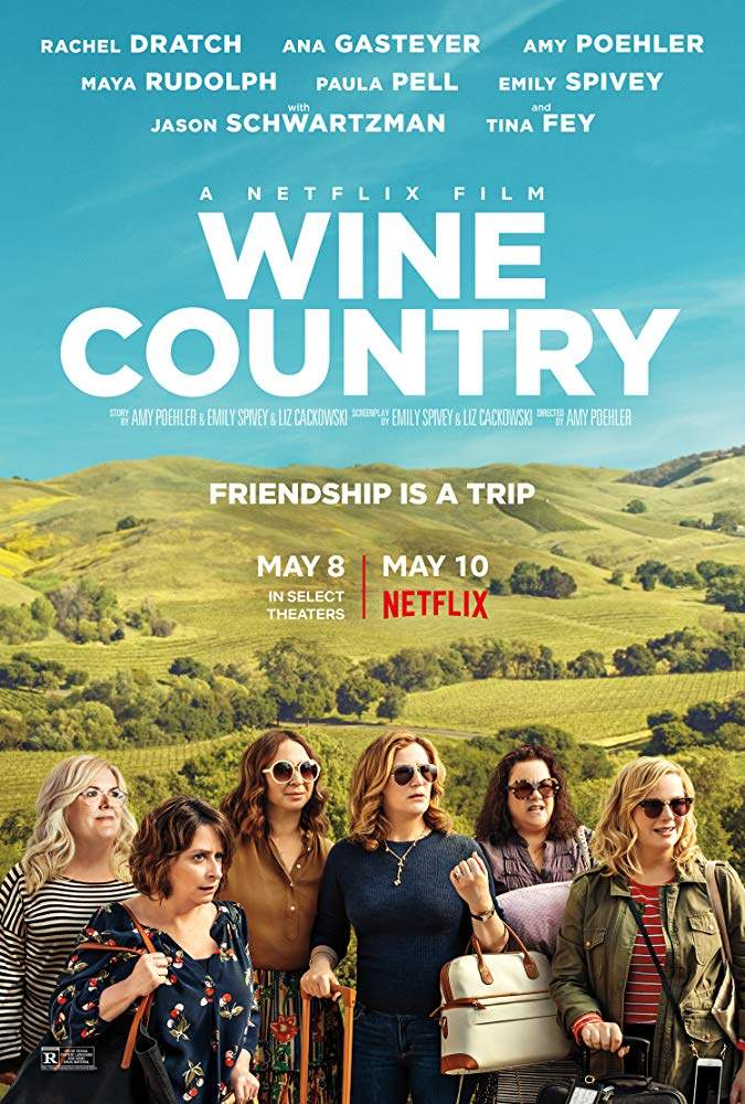 Download Wine Country (2019) Mp4