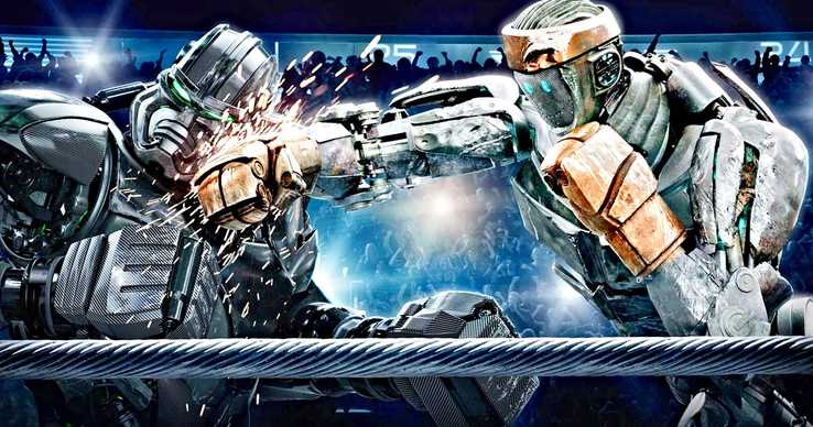 Real-Steel-Super-Cut-Video-Punches