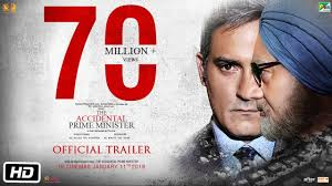 The Accidental Prime Minister (2019)
