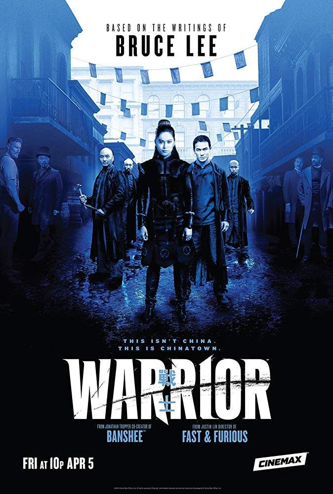 Warrior Season 1 Episode 6 (S01E06) – Chewed Up, Spit Out, and Stepped On