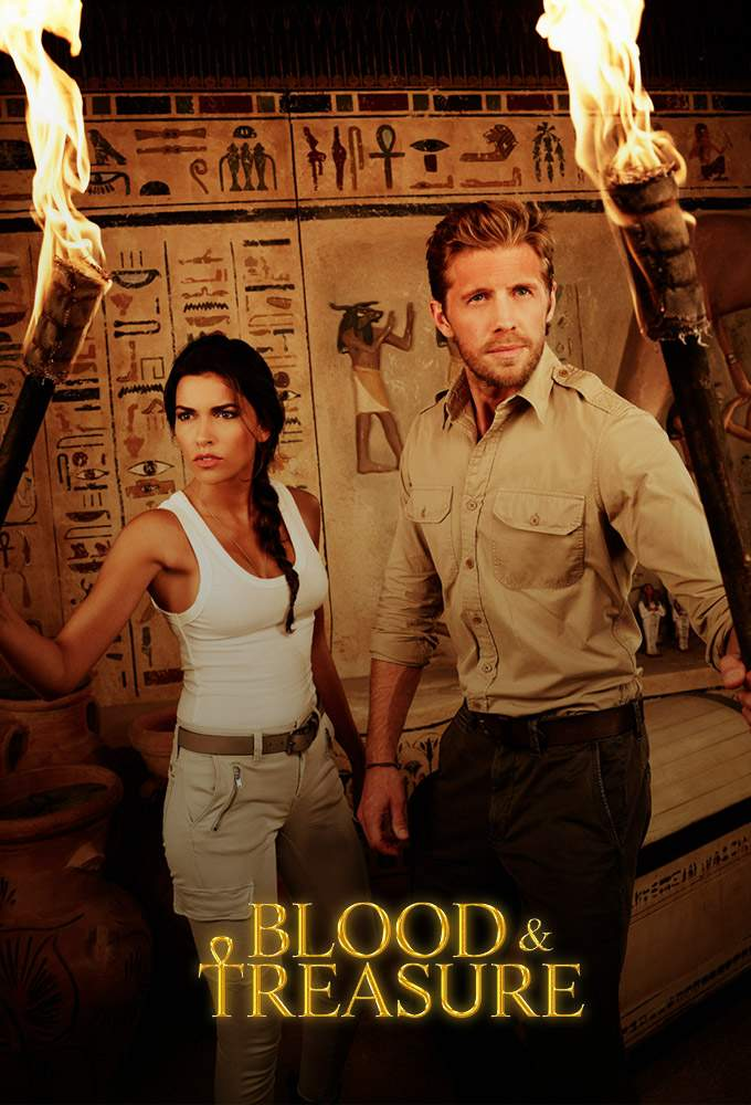Blood & Treasure Season 1 Episode 7 Mp4