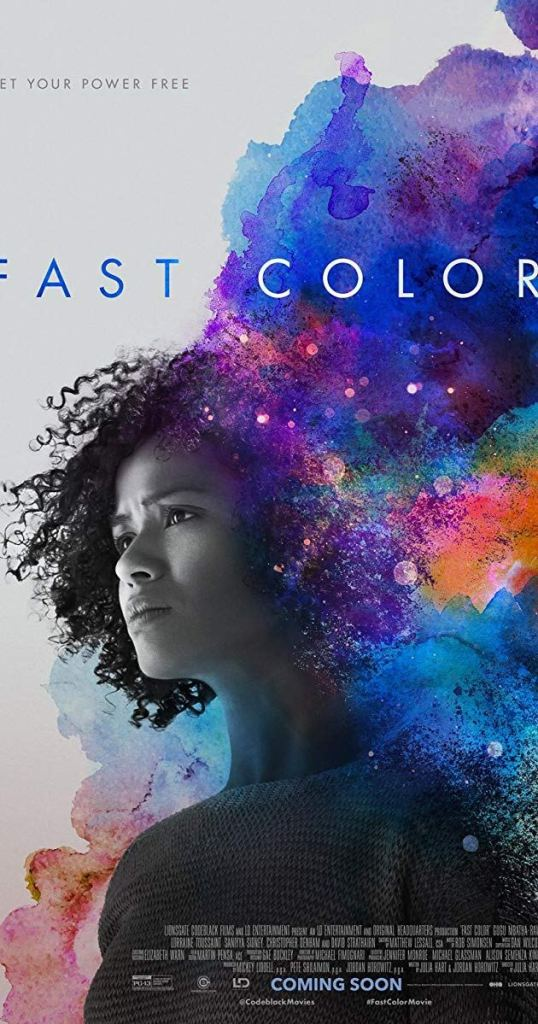 Download Fast Color (2019) Mp4