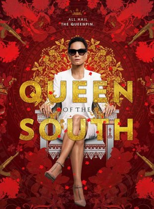 Queen of the South season 2 poster