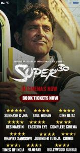 Download Super 30 (2019) Mp4