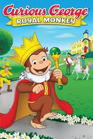 Download Curious George: Royal Monkey (2019) Mp4