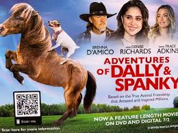 Download Adventures Of Dally And Spanky (2019) Mp4