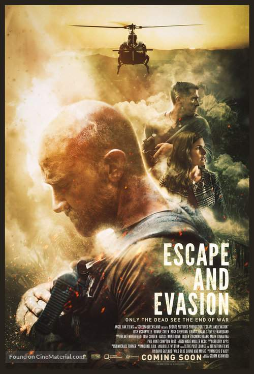 Download Escape And Evasion (2019) Mp4