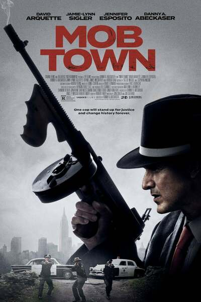 Mob Town (2019) Mp4