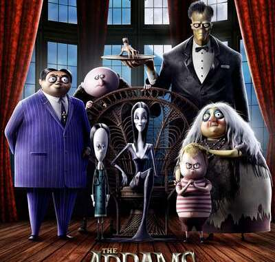 The Addams Family (2019) [Animation] Mp4