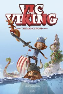 Vic the Viking and the Magic Sword (2019) (Animation)