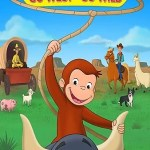 Download Curious George: Go West, Go Wild (2020) (Animation) Mp4