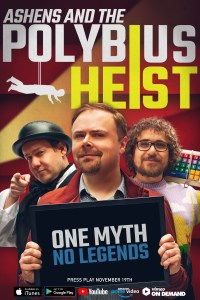 Ashens and the Polybius Heist (2020)