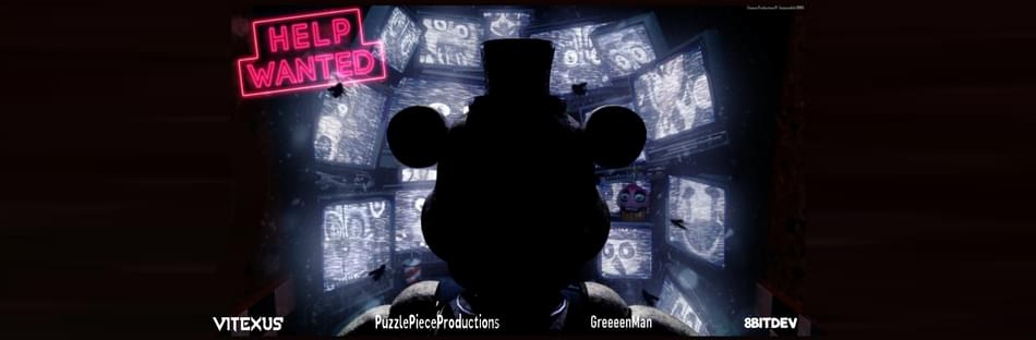 I just found more ambient sound that is heard in the real FNaF VR H... - Five Nights at Freddy's Help Wanted 2D [Project not starter] [Help Wanted ...